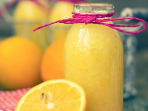 jugos para los resfriados